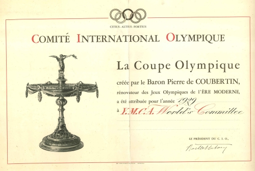 Olympic Cup